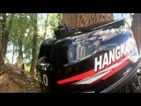 ХАНКАЙ 6 л.с - Видео обзор лодочного мотора Hangkai 6 л.с. Распаковка и органы управлен...