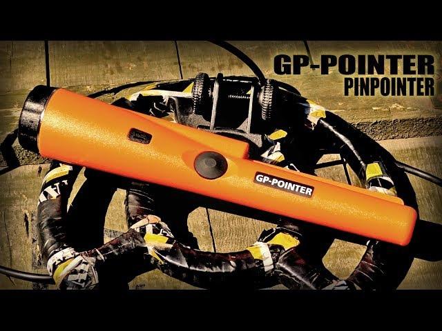 Пинпоинтер GP-POINTER/Реально рабочий Pinpointer из Китая