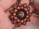 Nuove creazioni: ciondoli vari e....mini spirale al crochet!