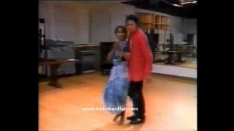Michael Jackson Rehearsals Black or White 1991