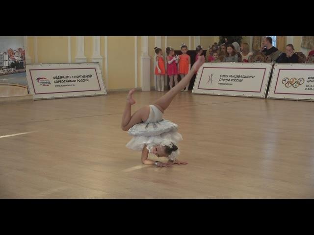 Детский танец.ГАДКИЙ УТЁНОК.Children's dance.THE UGLY DUCKLING.