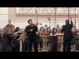 М. Брух Концерт № 1 для скрипки с оркестром соль минор, ч. II