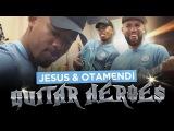 Guitar Heroes! Gabriel Jesus, Nicolas Otamendi & The $1,000,000 Guitar! ?