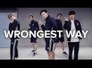 Wrongest Way - Sonny / Junsun Yoo Choreography