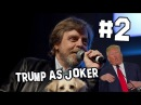 New!! Mark Hamill as the Joker reading Trump Tweets