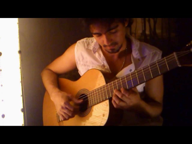 For a Few Dollars More Theme - Classical Guitar by Luciano Renan