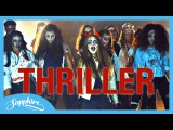 Michael Jackson - Thriller - Cover by 13 yo Sapphire X factor