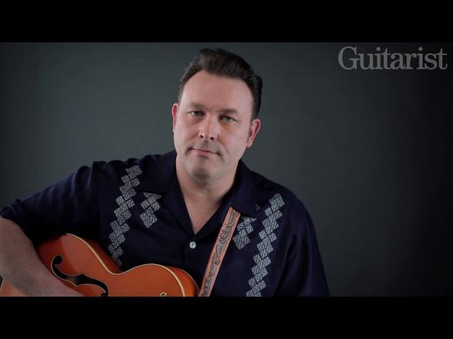 Darrel Higham: Rockabilly Rhythm Lesson