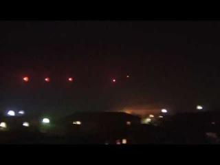 Укрофашисты вновь долбят по Ясному и окраинам Докучаевска, 21:00, 20.02.17г.