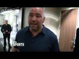 Дана Уайт  -- Конор Макгрегор боец ММА и он возвращается в UFC