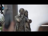 Памятник Андрею Тарковскому открыли в Суздале!