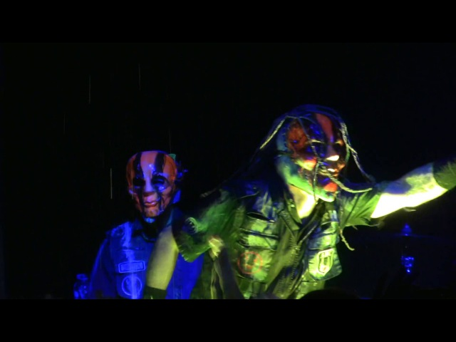 Mushroomhead LIVE Empty Spaces Born Of Desire Leiden, NL Gebr. de Nobel 2017-01-11