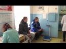 Предрейсовый осмотр 02.03.2015 г. Новоузенск (РБ)