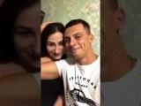 Иван Барзиков в прямом эфире и Марина Тристановна)
