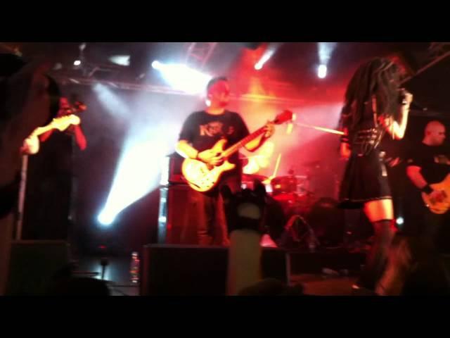 КняZz feat. Слот - Адель (Зал Ожидания 14.04.2012)