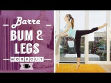 Barre Fitness for Bum and Legs Lazy Dancer Tips