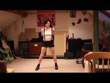 Tifa Lockhart dancing to Kpop