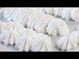 Видео рецепт Белковый заварной крем. Рецепт крема для украшения тортов, эклеров и капкейков! (Рецепты капкейков и тортиков)