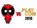 Deadpool vs PlayCon Costa Rica 2016