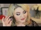 GLAM Glitter MAKE UP  Сверкающий макияж  Диана Суворова