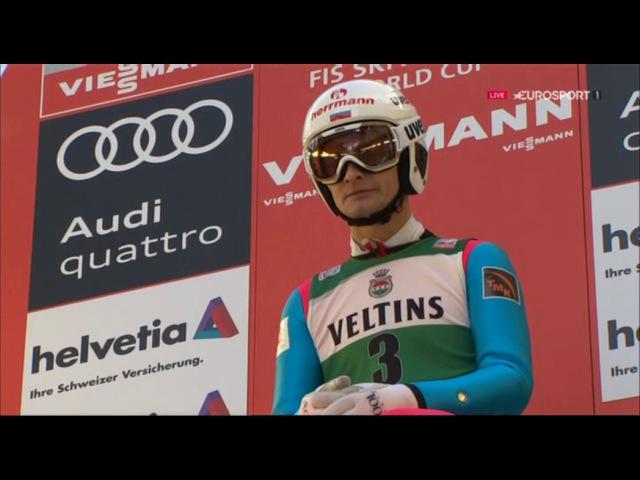 FIS SKI JUMPING WORLD CUP Engelberg (SUI) 17.12.2016