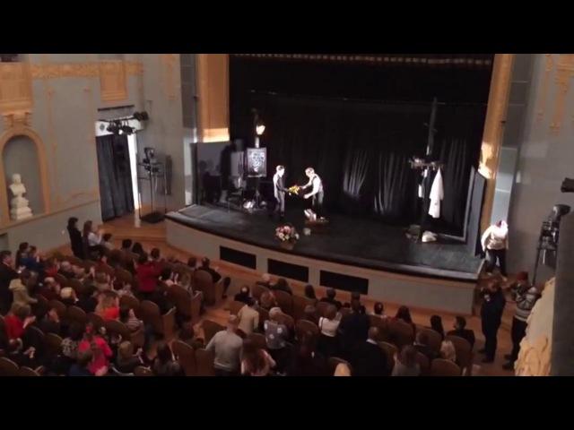 «Записки юного врача» – XXIV Пушкинский фестиваль
