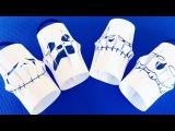 DIY: Простые поделки на Хэллоуин - Фонарики