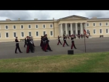 Rehearsal for Sovereigns Parade by 2 Half COy