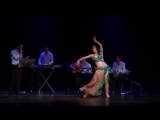TatyanaYas Rusanova & Baladi Band.IMPOVISATION.Esmaoony.Moscow Helwa Cup 2016 8423