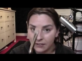 La Roux In for the kill makeup inspired tutorial Elly Jackson 9226