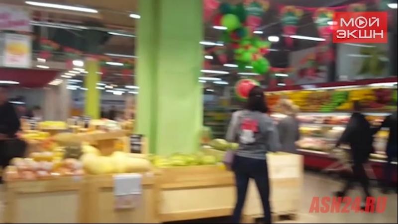 Тараканы в супермаркете Благовещенска