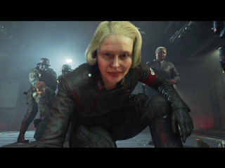 Wolfenstein: The New Colossus: нацисты в Америке. Самый брутальный шутер E3 2017