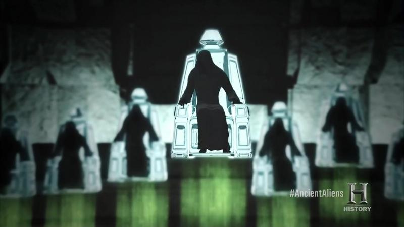 Древние пришельцы 11 сезон 15 серия (2016)