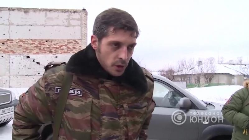 Меня из армии может уволить только смерть-Гиви-11.02.2017-Герой нашего времени