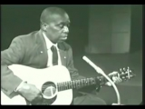 Skip James Hard Times Killing Floor Blues, American Folk and Blues Festival, Cologne Oct 9, 1967