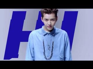 [VIDEO] 170410 Kris Wu Yifan @ YOYI-C CF