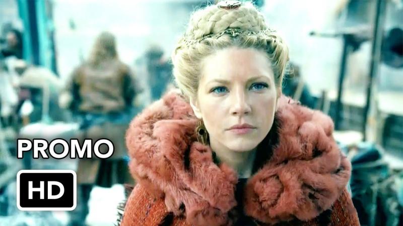 Викинги 4 сезон 17 серия Промо