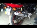 Прямоточный глушитель WRS Honda CB400 Super Four Vtec