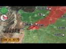 21 июня 2017. Военная обстановка в Сирии. Неудачная атака сирийской армии в Даръаа. Русский перевод.