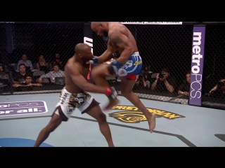 All Flying Knee Finishes in UFC & Pride History