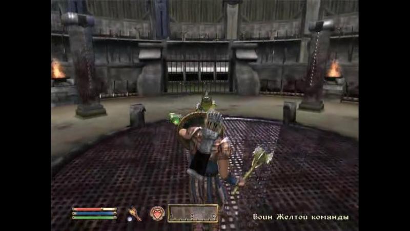 Oblivion s01e45 Битва гладиаторов