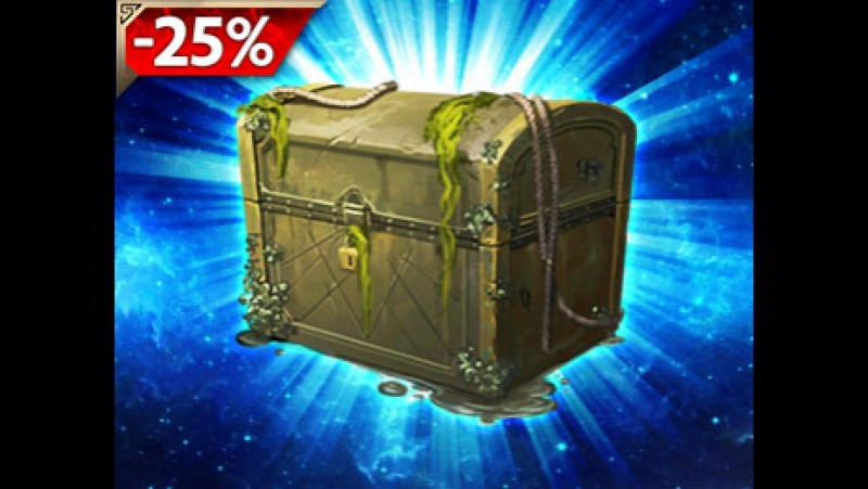Don't miss out on the Odyssey 2018 chest - 25% off on PC!
