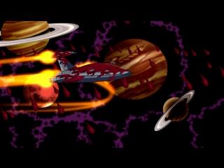 Лига справедливости: Новый барьер (Justice League: The New Frontier, 2008)