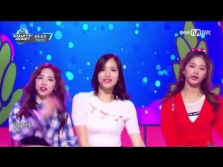 Twice-Knock Knock Comeback Stage M COUNTDOWN