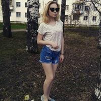 Анкета Екатерина Карамышева