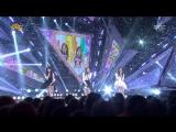 Girls' Generation-TTS - Goodbye, Hello (рус. караоке)