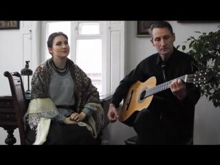 Наталия Гудева (аккомпанирует Артур Коновалов) - По тропинке снежной запорошенной, городской романс
