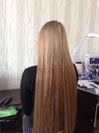 Наращивание волос саратов сколько стоит