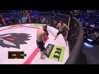 ACB 61׃ Никола Дипчиков (Болгария)  - Алексей Буторин (Россия)