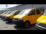 Volkswagen transporter для ЦБТ